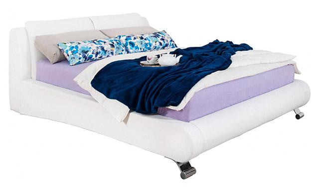 Oblazinjena postelja Alpha