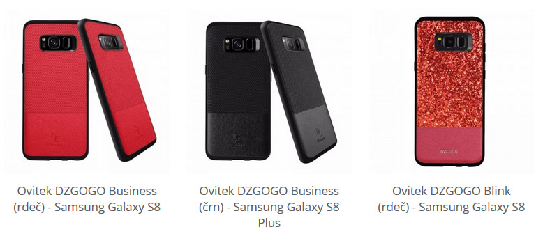 Ovitki za Samsung Galaxy S8