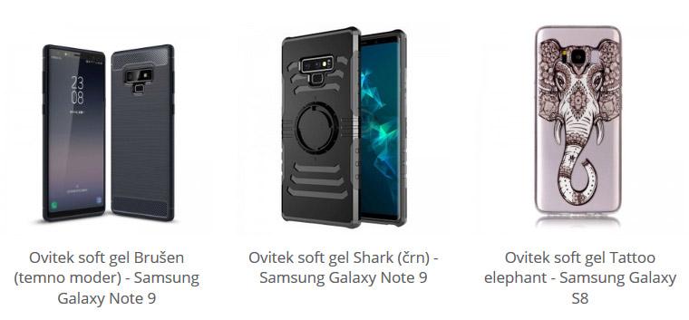 Samsung ovitki